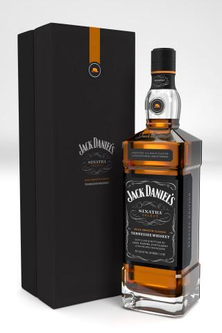 Bottles of Jack Daniel's Sinatra Select are expected to cost at least $150.