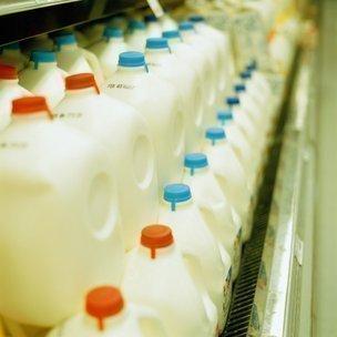 milk prices farm cliff