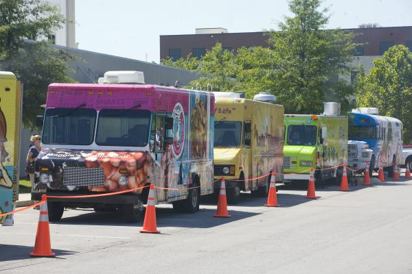 Nashville food trucks are preparing to head into battle again for the second annual Battle of The Food Trucks.