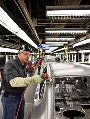11. GM, Nissan ramp up local operationsThe auto industry continued to pick up speed in 2012, as evidenced by activity at General Motors' and Nissan's local operations.In September, GM's Spring Hill plant started building a vehicle, the Chevrolet Equinox, for the first time since the plant was put on standby in 2009. Production on the Equinox followed an August announcement, in which GM said it would invest $460 million in Spring Hill for a new engine production line.Nissan, whose North American headquarters are based in Franklin, also had a big year, beginning production at its $1 billion lithium-ion battery plant in Smyrna, paving the way for as many as 1,000 jobs.