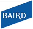 Robert W. Baird & Co.2013 rank: 5Robert W. Baird has $2.2 billion in total local investment assets. The firm has 8 certified planning professionals, and is primarily a fee-based firm.