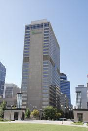 UBS Tower2013 rank: 2Gross leasable area: 602,312 sq.-ft.Type: Class BOccupancy rate: 38%