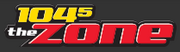 WGFX-FM (104.5)2012 rank: 52011 rank: 6104.5 The Zone had an average Arbitron share from July 2011-June 2012 of 7.1. Their June 2012 Arbitron share was 4.4. The sports/talk station is owned by Cumulus Media.
