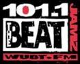 WUBT-FM (101.1)2013 rank: 52012 rank: 6Average Arbitron shares July 2012-June 2013: 6.3Format: Urban contemporary