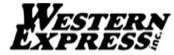 Western Express Inc.2013 rank: 172012 rank: 172012 revenue: $433.8 million1-yr growth: 0.2%3-yr growth: (1.2%)