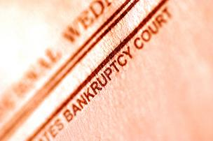 Durham County's bankruptcy numbers rose slightly last month. Orange County's were down.