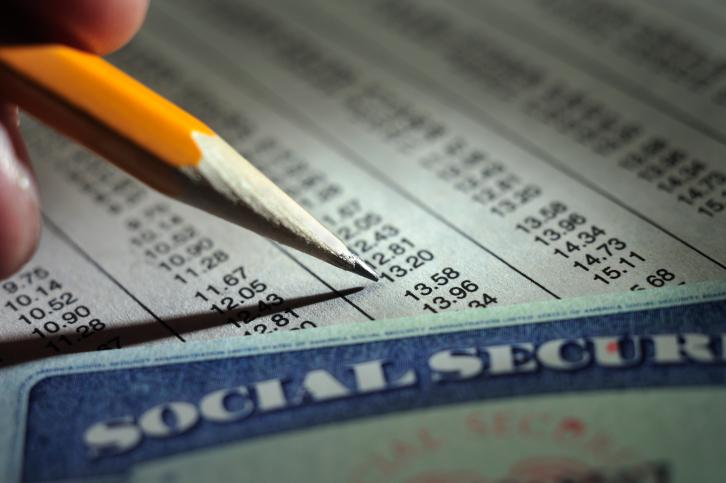 Social Security payments will rise by 1.7 percent for 2013.
