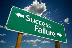 Startups fail failed