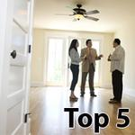 Top of the List: Residential real estate agents