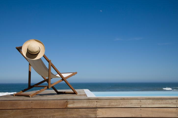 Consider taking shorter vacations throughout the year instead of a single, extended getaway.