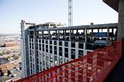 The Omni Nashville Hotel will open in 2013.