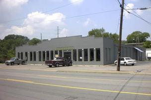 This building at 3201 Belmont Blvd. has sold for $1.5 million.