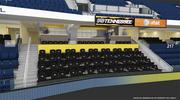 The planned new look for the Predators' Club 501.