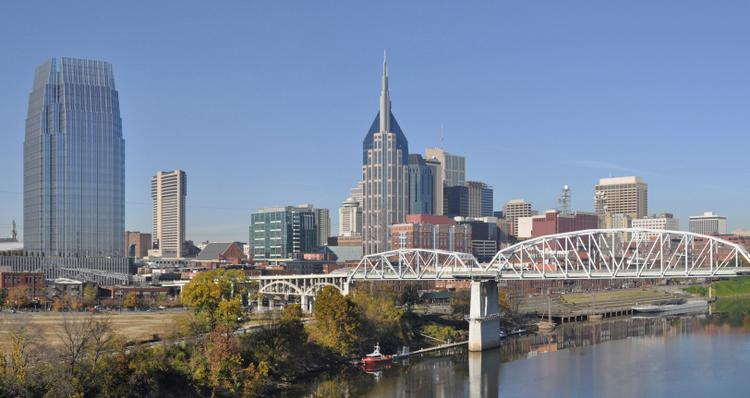 An index of the economic vitality of the 102 largest U.S. cities shows that Nashville, while still doing better than most, has suffered a sharp drop in recent months.