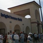 No. 6: Bright House Field, Clearwater, Fla. 94 percent attendance growth (first three years) Opened: 2004 Background: The Clearwater Threshers play in the Florida State League and are affiliated with the Philadelphia Phillies. The Threshers play their home games at Bright House Field.
