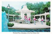 The Dixieland Patio at the old Opryland theme park.