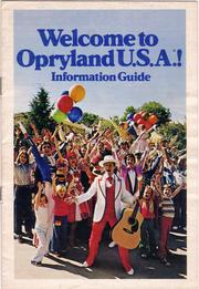 Opryland information guide, 1980.