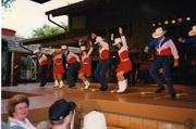 A stage show at the old Opryland Theme Park from the 1990s.