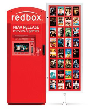 Redbox will begin selling concert tickets.
