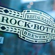 Rock Bottom Brewery- CincinnatiBrews: India Pale Ale, Kolsch, Red Ale, Specialty Dark, White Ale, Brewmaster's ChoiceLocation: 10 Fountain Square PlazaCincinnati, OH 45202-3102