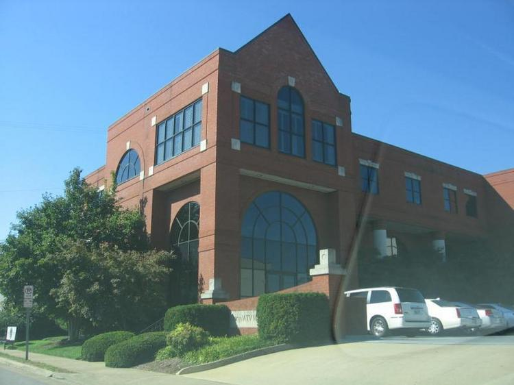 Sony/ATV Music Publishing's finance and administrative offices are housed in this Music Row building.Photo: Davidson County Property Assessor