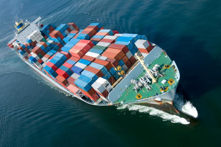 U.S. exports hit a record high of $191.2 billion in June, according to the Bureau of Economic Analysis.