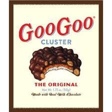 """Standard Candy Co.'s Goo Goo Cluster will be featured on """"CBS Sunday Morning"""" this weekend."""