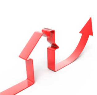 February numbers from the National Association of Home Builders indicate new home sales are up 11.4 percent over the same period last year and the quarterly rate of sales is at a two-year high.