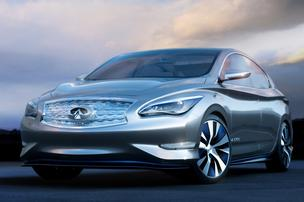 Infiniti's first all-electric vehicle, currently known as the LE concept, will likely be built in Smyrna alongside Nissan's Leaf, according to reports.