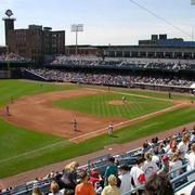 No. 8: Fifth Third Field, Toledo Ohio 80 percent attendance growth (first three years) Opened: 2002 Background: The Toledo Mud Hens play in the International League and are affiliated with the Detroit Tigers. The Mud Hens play their home games at Fifth Third Field.