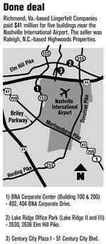Virginia developer targets Nashville