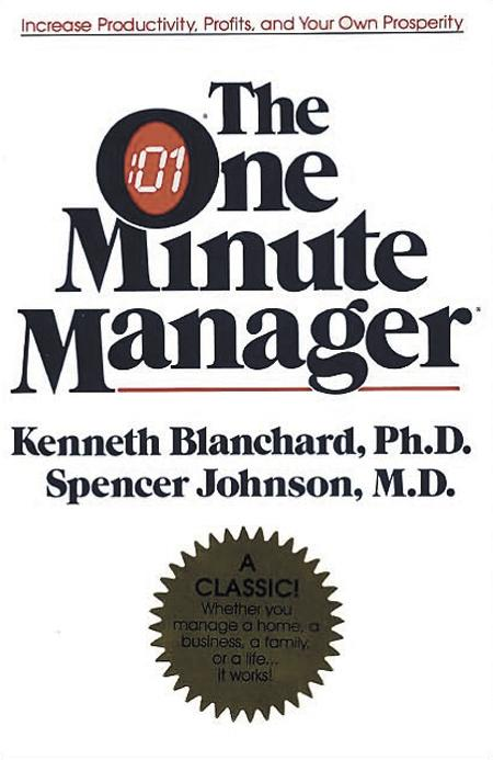 """""""The One Minute Manager"""" has sold 13 million copies around the world."""