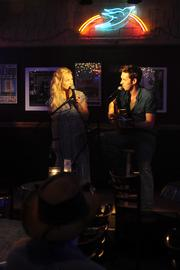 """""""Nashville"""" was written by Callie Khouri, who is an executive producer along with R.J. Cutler and Steve Buchanan."""