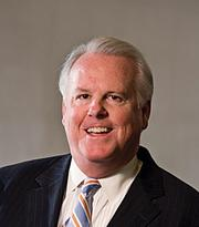 Terry Turner, president  and CEO of Pinnacle National Bank