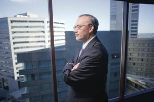 Banking Commissioner Greg Gonzales has played a decisive role in keeping the state's banks afloat during the recession.