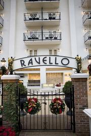 Ravello, with Southern Italian fare, is one of three new restaurants in the Garden Conservatory at Gaylord Opryland Resort & Convention Center.