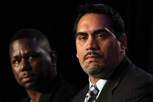 Former Tennessee Titans player Kevin Mawae is president of the NFL Players  Association.