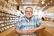 "Rick Cunningham started in the mail room of Ernest Tubb Record Shops and today is the general manager.  ""Never will you get press one for this or press two for that,"" said Cunningham, who considers customer service to be the key to the store's enduring success."