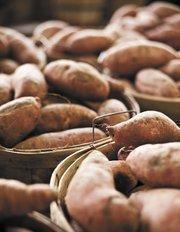 Potatoes from Barnes Produce.