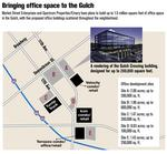 Massive office plan targeted for the Gulch in Nashville