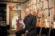 Dave Berryman is president and co-owner of Nashville-based Gibson Guitar Corp.