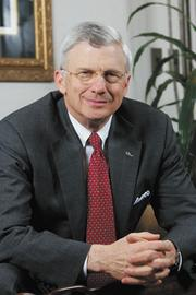 Doug Cruickshanks, former president and CEO of FirstBank
