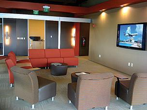 E-Spaces opened in the Belle Meade Hill Center last year.