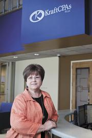 Lynn Edwards is member in charge of the KraftCPAs employee benefits practice.