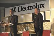 Yates is involved with the $95 million Electrolux expansion in Memphis.