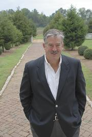 Pat Emery with Spectrum Properties/Emery has a long history of developing office projects in Williamson County.