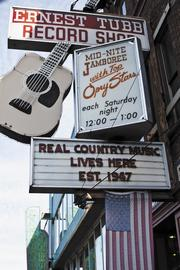 Ernest Tubb Record Shop has been a staple on Broadway for 65 years.