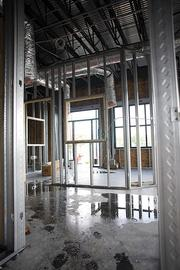 Fleetco Leasing is building new offices and a maintenance facility on Visco Drive.