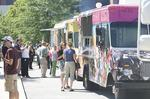 Food trucks out in full force, rivaling area restaurants