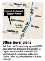 $100M Green Hills office park, hotel in limbo